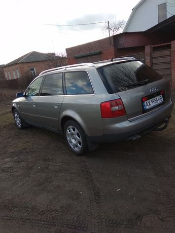 Продам Audi A6 2.5 2001