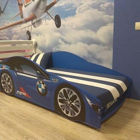 Ліжко-машини для діток/Кровать машина для мальчика и девочки/Машина