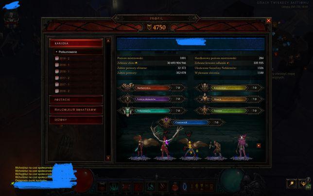Diablo 3 + dodatki