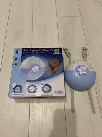 Infantino светильник с проектором