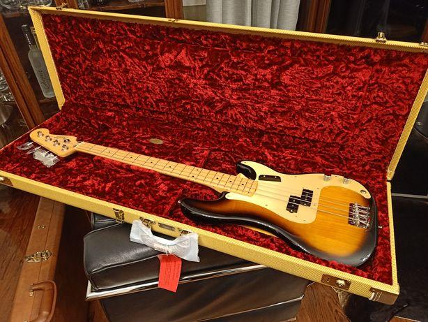 Gitara Basowa Fender American original 50's precision bass