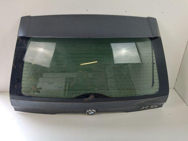 BMW X5 E53 Klapa Tył Tylna Pokrywa Bagażnika
