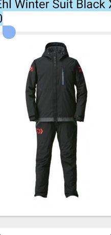 Костюм зимний Daiwa DW-3208 Rainmax Ehl Winter Suit Black XXL