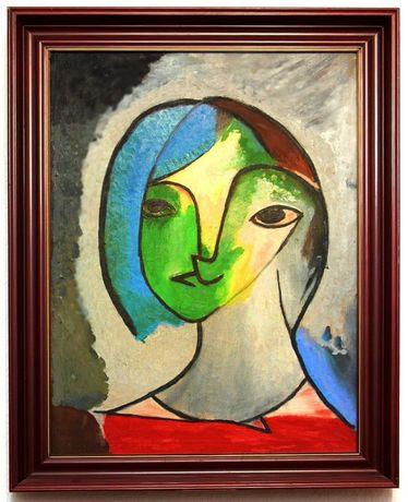 Picasso obraz olejny kopia