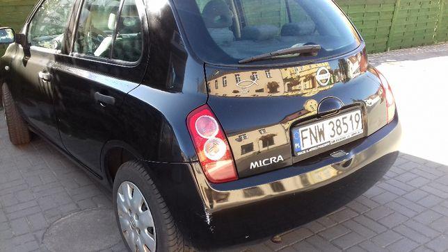 Nissan Micra - zamiana , sprzedam na raty