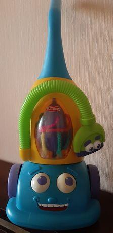 Игрушка каталка  разговорчивый пылесос Playskool