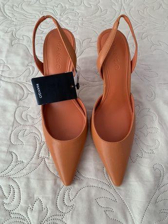 Туфли босоножки mango