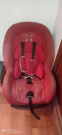 Cadeira auto dos 0 aos 18kgs