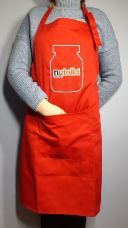 Fartuch kuchenny fartuszek Nutella - NOWY!