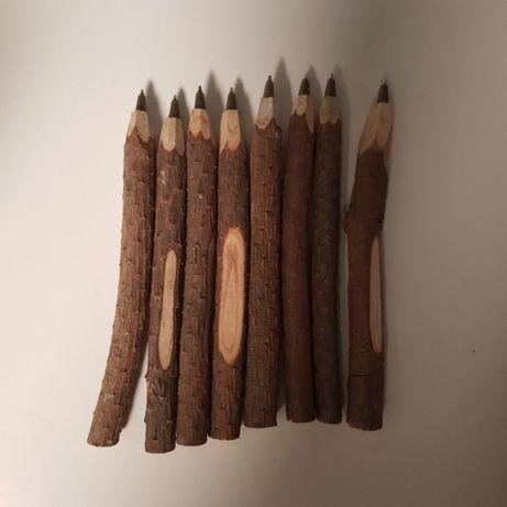 Eko drewniany długopisy z kory drzewa