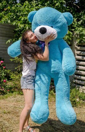 Большой плюшевый мишка 180 см! Ведмедик! Мягкие игрушки! Скидки!