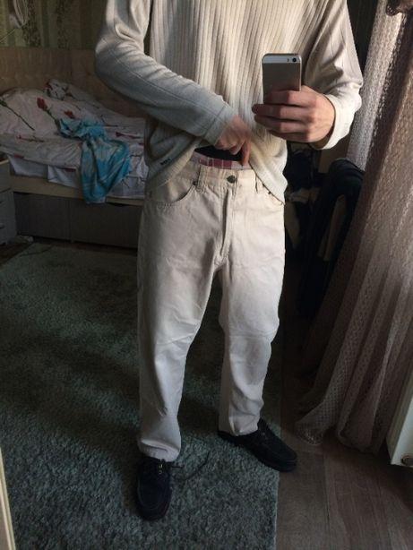 Штаны брюки Biaggini бежевые