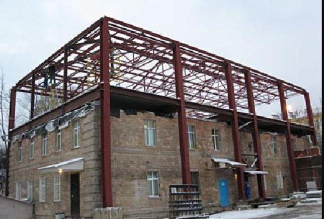 Строительство каркасных домов, надстроек, зданий, СТО, ангаров