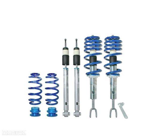 SUSPENSÃO REGULÁVEL COILOVER BLUE LINE PARA AUDI A4 B6/B7 (CABRIO / AVANT)