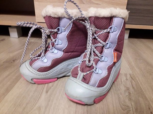 Детские зимние ботинки Demar 24-25