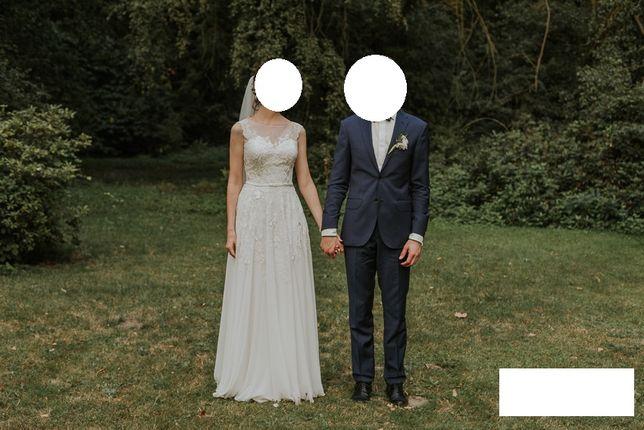 Suknia Ślubna AMY LOVE Bridal - NEA 2018/ rozmiar S