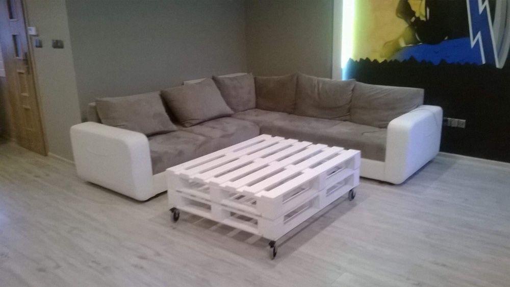 Sprzedam ławę z palet przemysłowych Tarnowo Podgórne - image 1