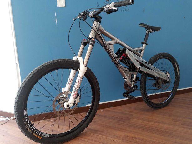 Bicicleta (M) Marin quake quad xlt