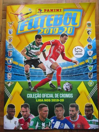 Cromos Panini - Liga Portuguesa de Futebol 2019-20