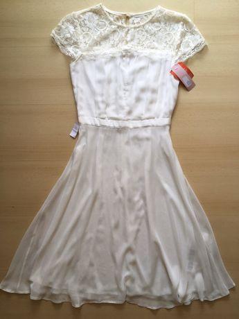 Szyfonowa sukienka r. S