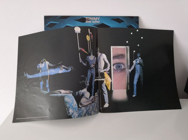 The Who-Tommy /2Lp/Nm-/NM-/