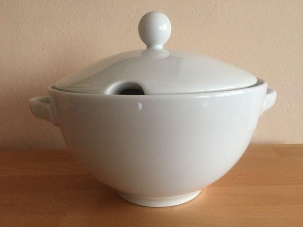 waza do zupy na zupę porcelanowa nowa