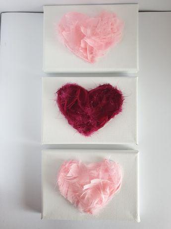 Obraz serca na walentynki