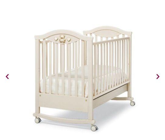 Детская кроватка-качалка Erbesi