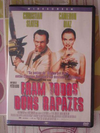4 Filmes em DVD, em estado impecável