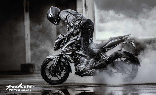 Мотоцикл Bajaj Pulsar NS 200 (Kawasaki и KTM Австрия) Индия