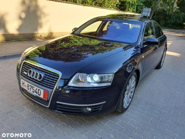 Audi A6 Bogata Wersja Stan Perfekcyjny 2.4 Benzyna Automat
