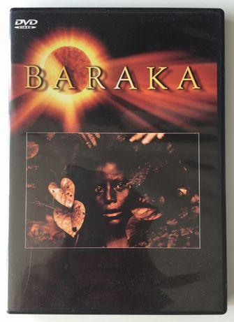 """DVD """"Baraka"""" Reżyseria: Ron Fricke"""