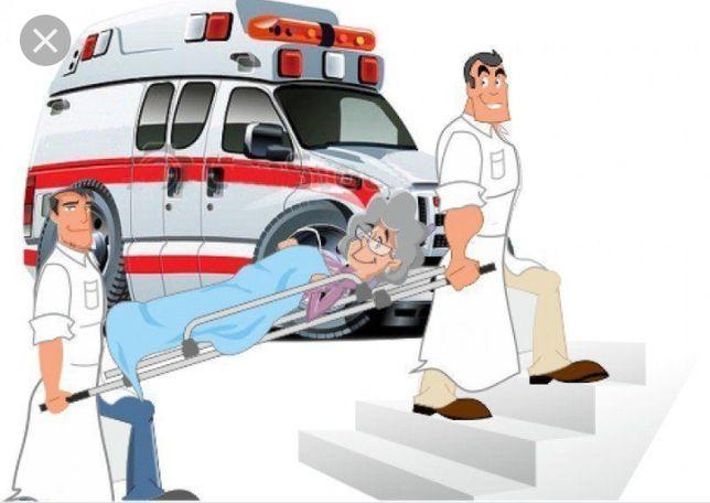 Перевозка лежачих больных Каменское