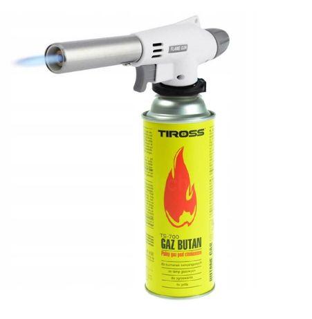 palnik gazowy kartusz ceramiczny lutlampa + gaz
