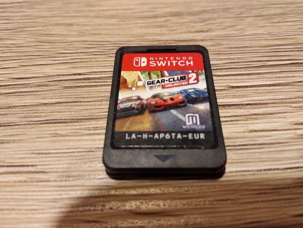 Gear club unlimited 2. Nintendo switch.