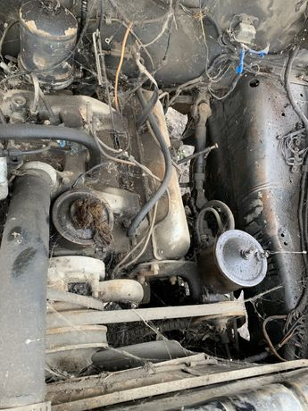 Мотор  до ЗІЛ 130 і 131