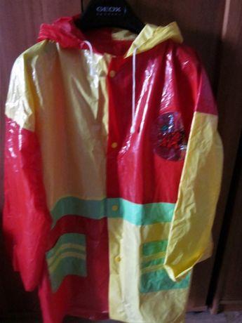 Куртка детская дождевик плащ девочка 8-12 лет