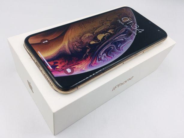 iPhone XS 64GB GOLD • PROMOCJA • GWARANCJA 1 MSC • AppleCentrum