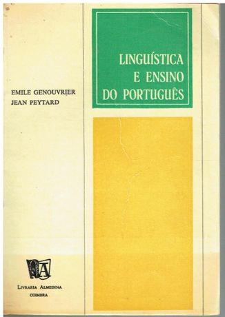 7797 Linguística e ensino do Português de Emile Genouvrier, Jean Pey