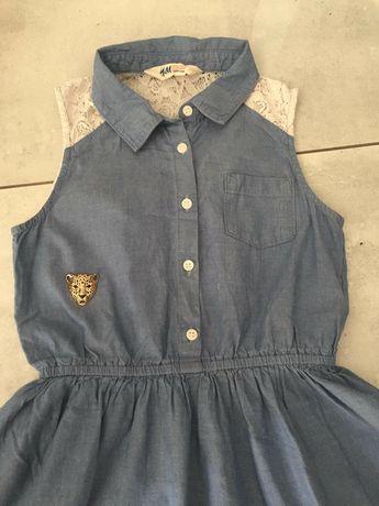 Sukienka H&M r . 140-146