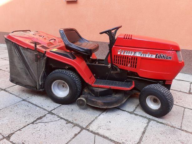 Traktorek do trawy 20 HP