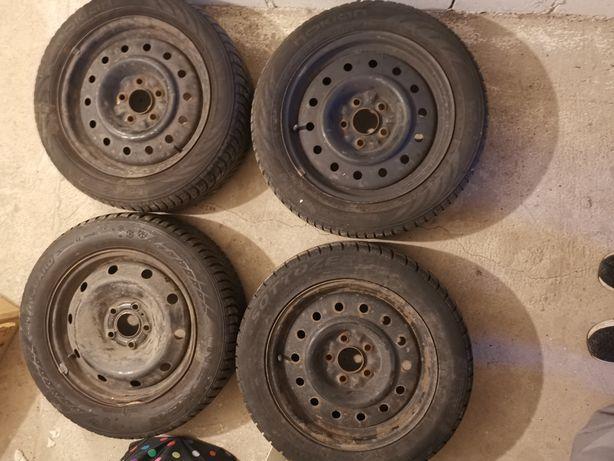 Felgi stalowe 16' 5x114,3Nissan Primera p12 i inne , Renault Laguna 3