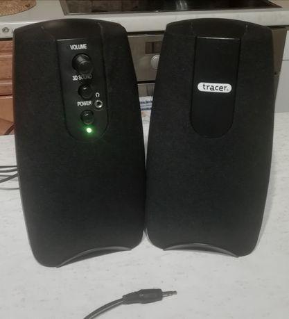 Głośniki komputerowe Tracer.