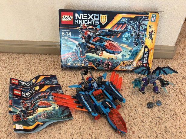 Продам или обменяю Лего  Lego Nexo Knights