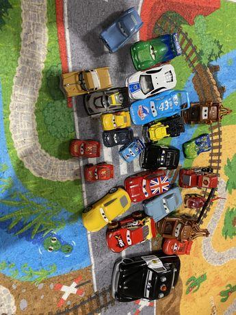 Samochody auta zigzak zlomek