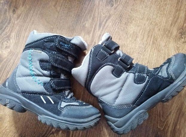 Ботинки Superfit 28 р.