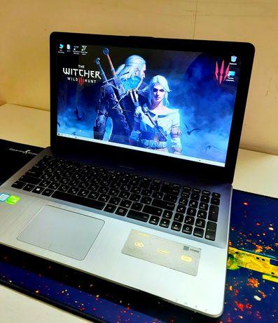Премиальный fulhd игровой ноутбук ASUS VIVO - 940MX. ВАШ УРОВЕНЬ ЦАРЬ.