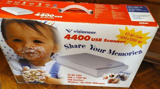 Сканер Visioneer 4400 USB