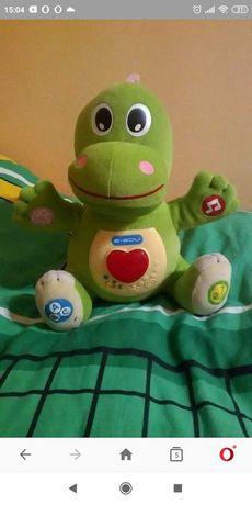 Dino zabawka interaktywna
