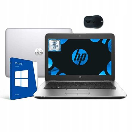 Laptop HP ELITEBOOK 820 I5 8GB 180gb 12.5' WIN10P KAMERA Faktura VAT